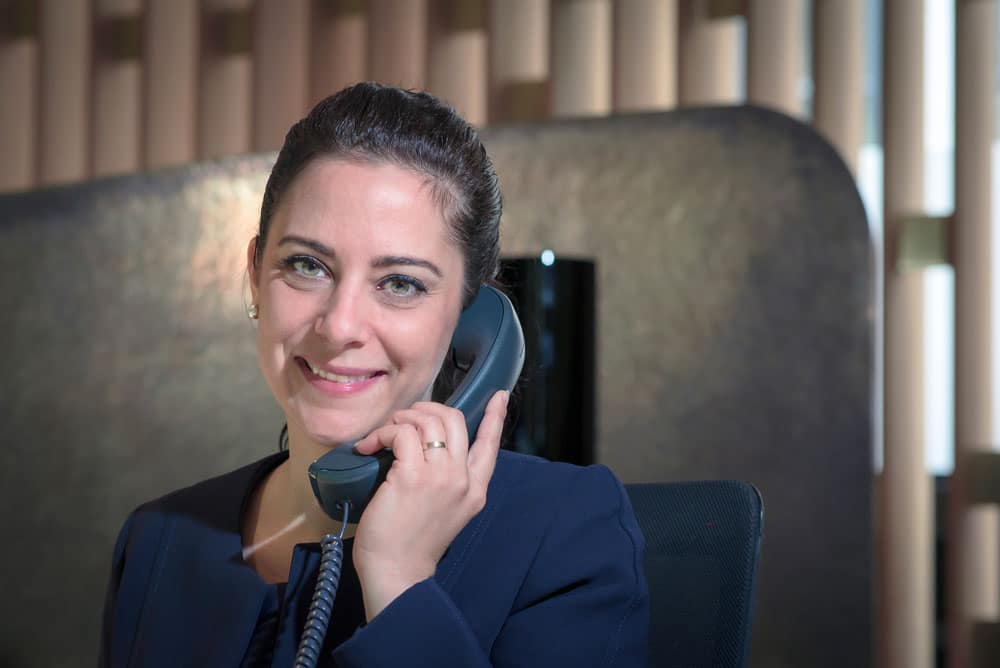 gestion standard telephonique