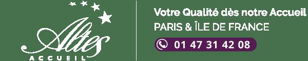 Societe d'accueil en entreprise haut de gamme sur Paris
